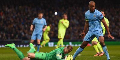 El marcador se encuentra 2-1 en favor de los culés Foto:Getty Images