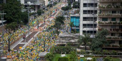 """""""Parece que ellos no estaban en Brasil o en el planeta, parece que no entendían nada que se pasó"""". Foto:Getty Images"""