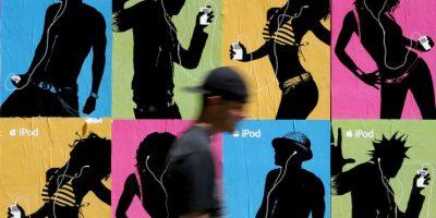 El iPod revolucionó la manera de escuchar y almacenar música. Foto:Getty