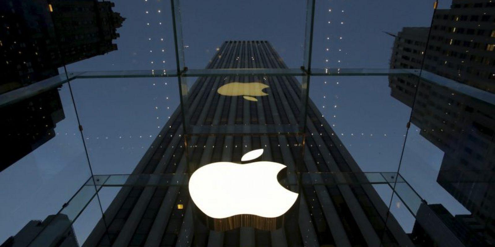 La empresa de la manzana siempre nos ha sorprendido con todo tipo de gadgets innovadores. Foto:Getty