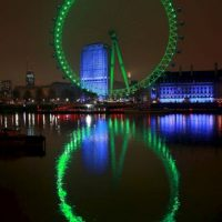 London Eye – Londres Foto: AP