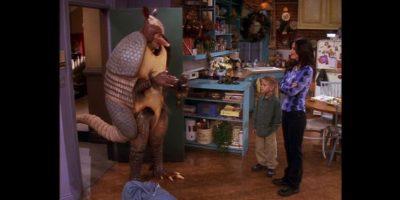 """Al parecer, siguió los pasos de su padre ficticio en """"Friends"""", donde interpretó a Ben, el hijo de Ross. Foto:IMDB"""