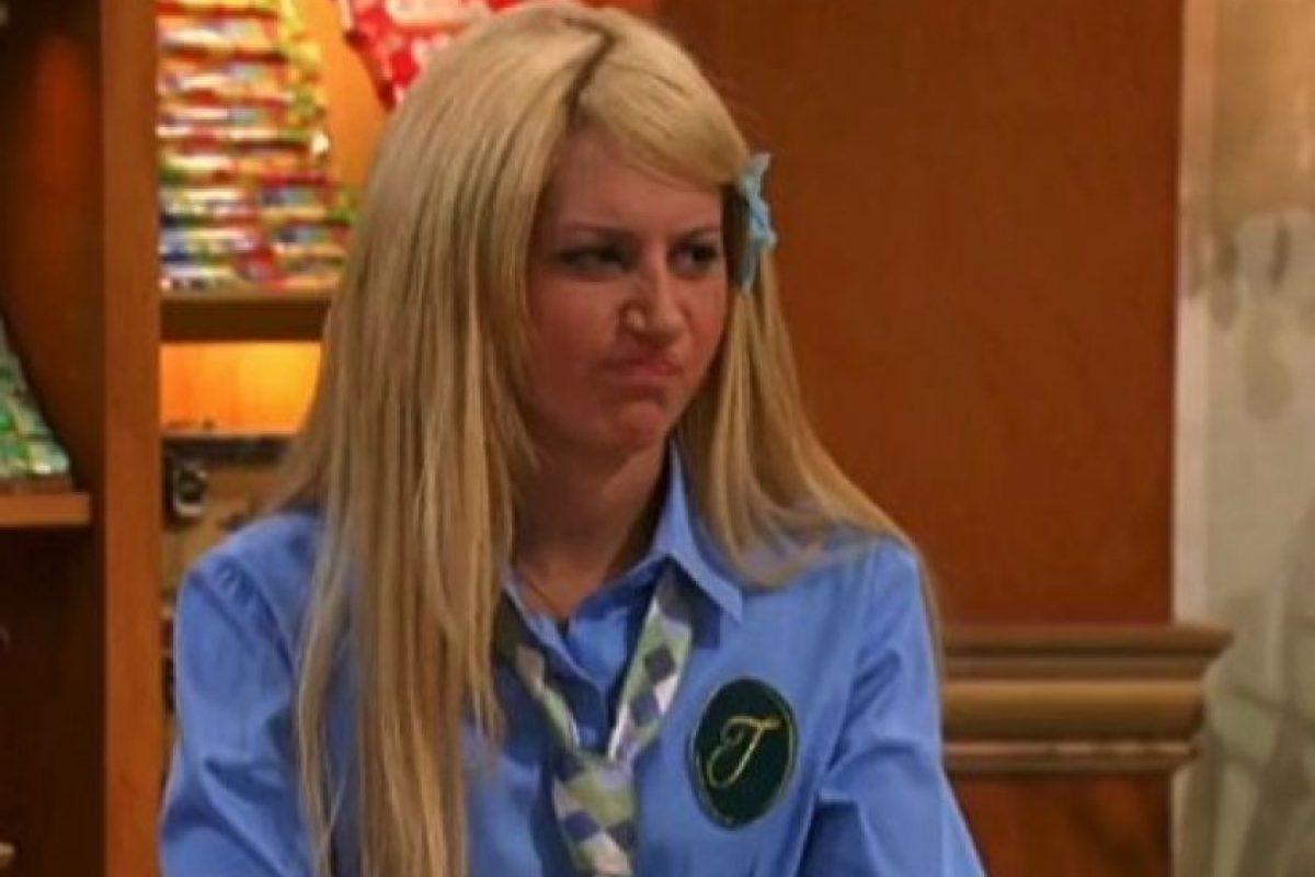 Ashley Tisdale interpretó a Maddie, la joven que vendía dulces en el hotel, y de la que estaban enamorados los gemelos. Foto:IMDB