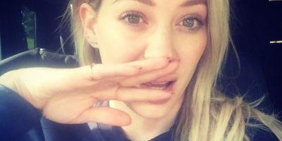 Foto:Vía Instagram Hilary Duff