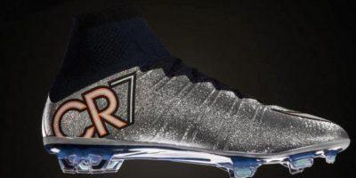 Así lucen los Mercurial Superfly CR7. Foto:Nike