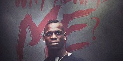 Mario Balotelli envía agresivo mensaje a sus críticos en Instagram