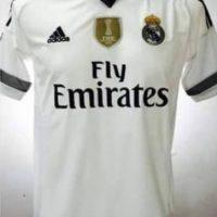 Real Madrid – España. Foto:Twitter