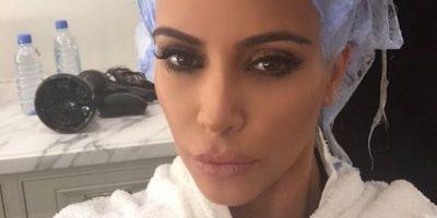 FOTO: Kim Kardashian se niega a dejar de se rubia