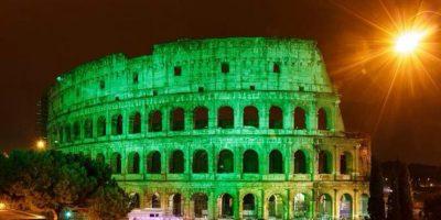 Coliseo Romano – Italia Foto:Twitter @IrelandEmbGB