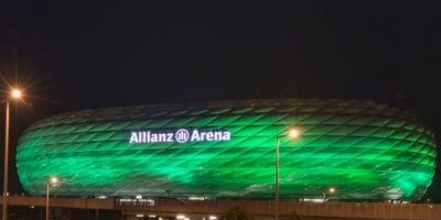 AllianzArena – Alemania Foto:Twitter @FCBayern