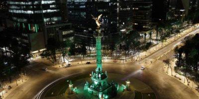Ángel de la Independencia – México Foto:Twitter @TourismIreland