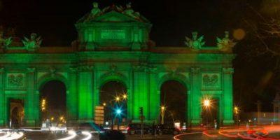 Puerta de Alcalá – Madrid, España Foto:Twitter @TourismIreland