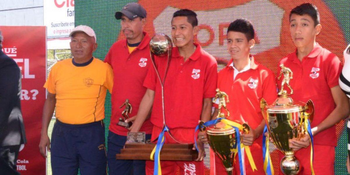 Jóvenes de todo el país competirán por un viaje a la Copa América