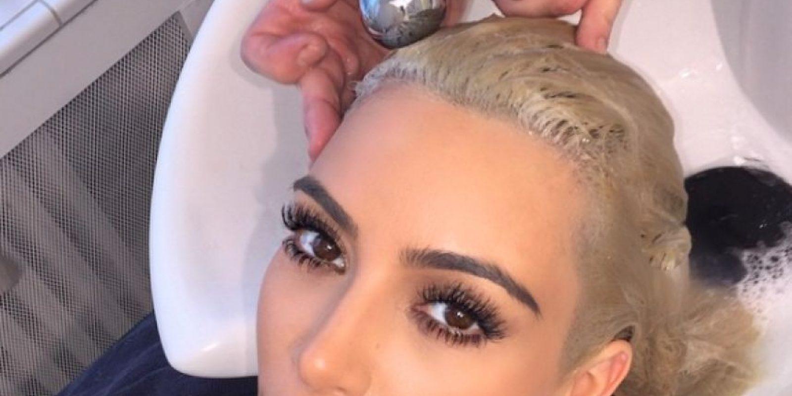 Foto:Vía Instagram Kim Kardashian