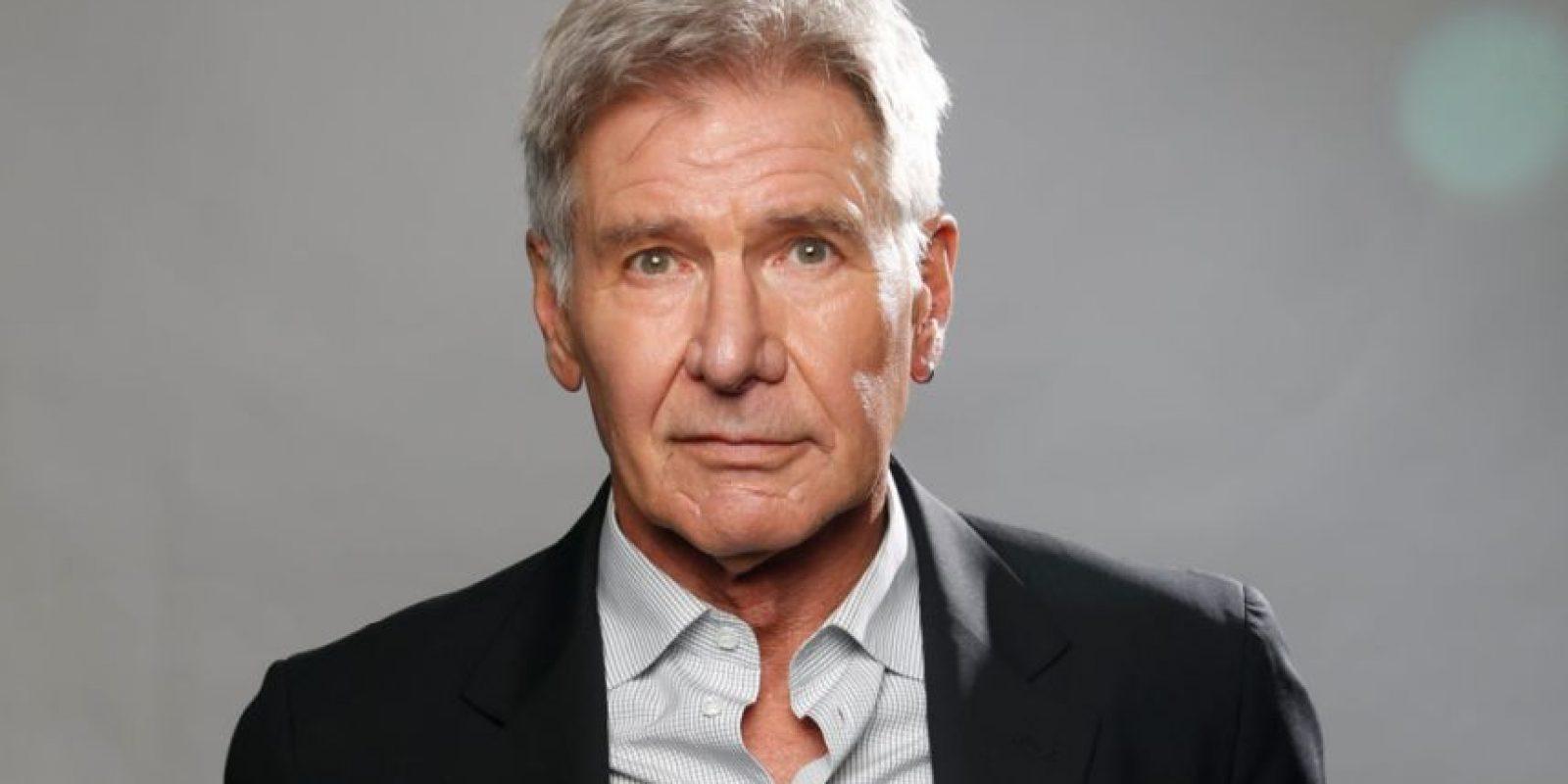 Harrison Ford Foto:Agencias