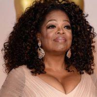 Oprah es un a de las mujeres más influyentes del siglo XX Foto:Getty
