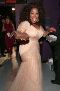 Oprah está decidida a tirar la casa por la ventana. Foto:Getty