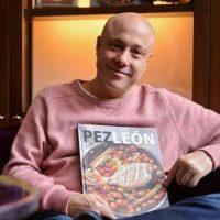 Rausch, principal promotor en Colombia del Pez León. Foto:Jorge Rausch/Facebook