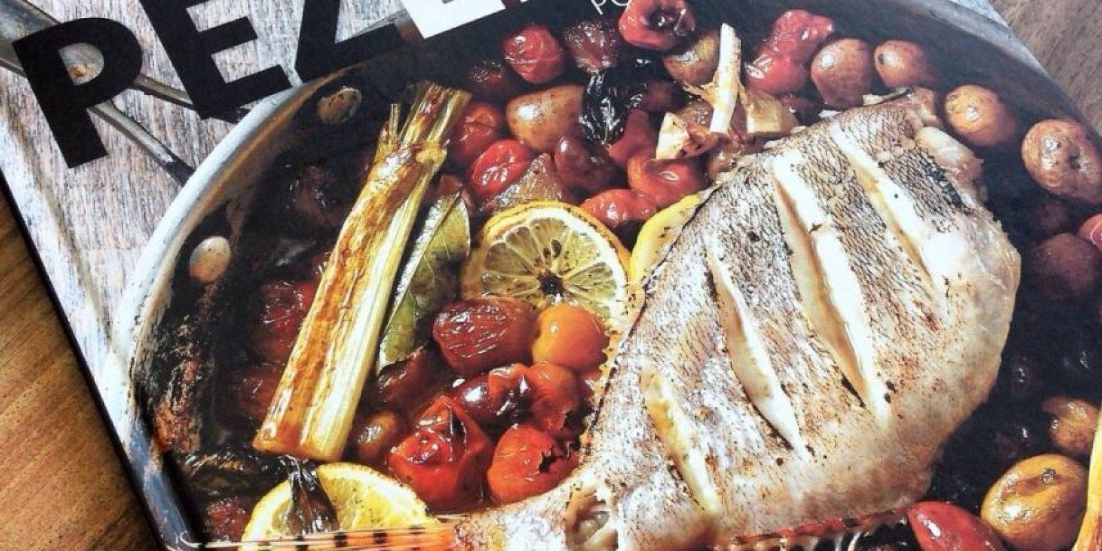 También destaca por su diversidad de recetas. Foto:Jorge Rausch/Facebook