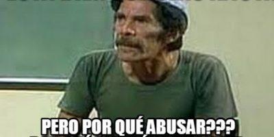 """Los memes de """"El Chavo del Ocho"""" no pueden faltar. Foto:Meme Generator"""