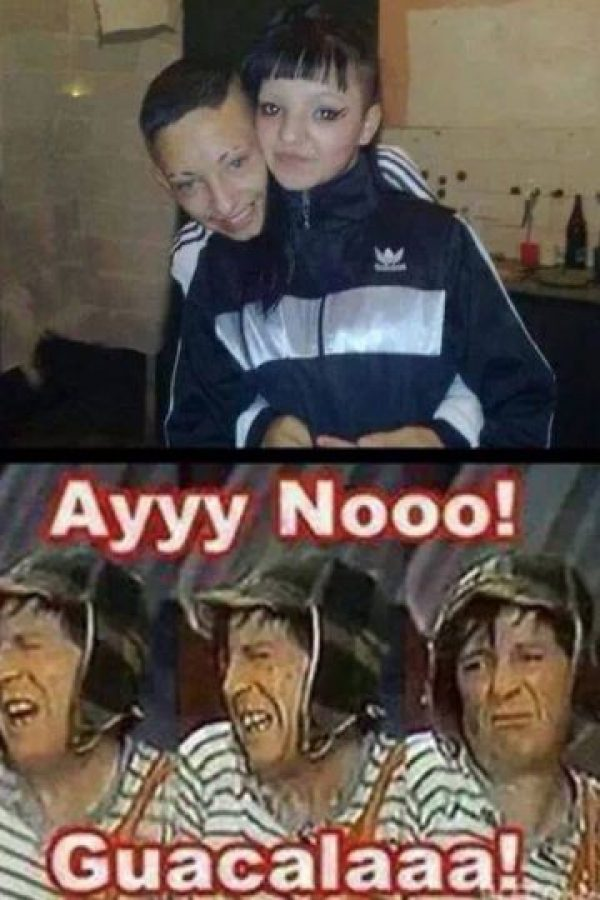 """Los más famosos son """"El Chavo"""" y """"Don Ramón"""" Foto:Meme Generator"""
