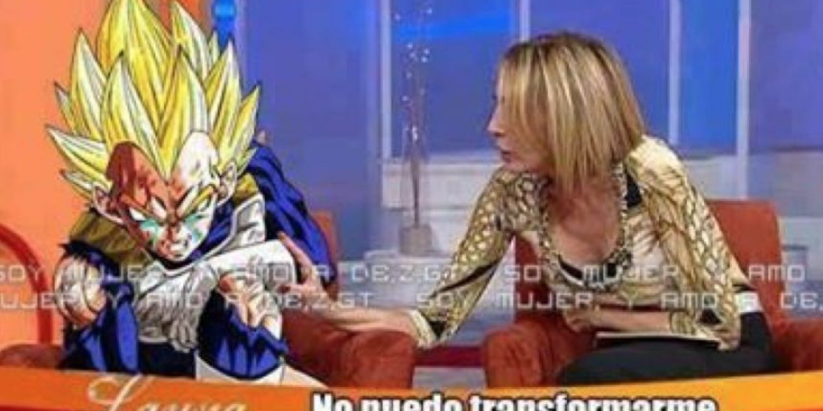 """""""Tema de hoy"""": Surgió a través de los programas """"talk show"""" como Laura en América. Foto:Meme Generator"""