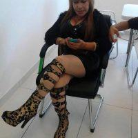 Su nombre real es Juana Judith Bustos Ahuite Foto:Facebook Tigresa del Oriente