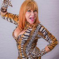 Debido a sus videos en YouTube se convirtió en un personaje de Internet Foto:Facebook Tigresa del Oriente