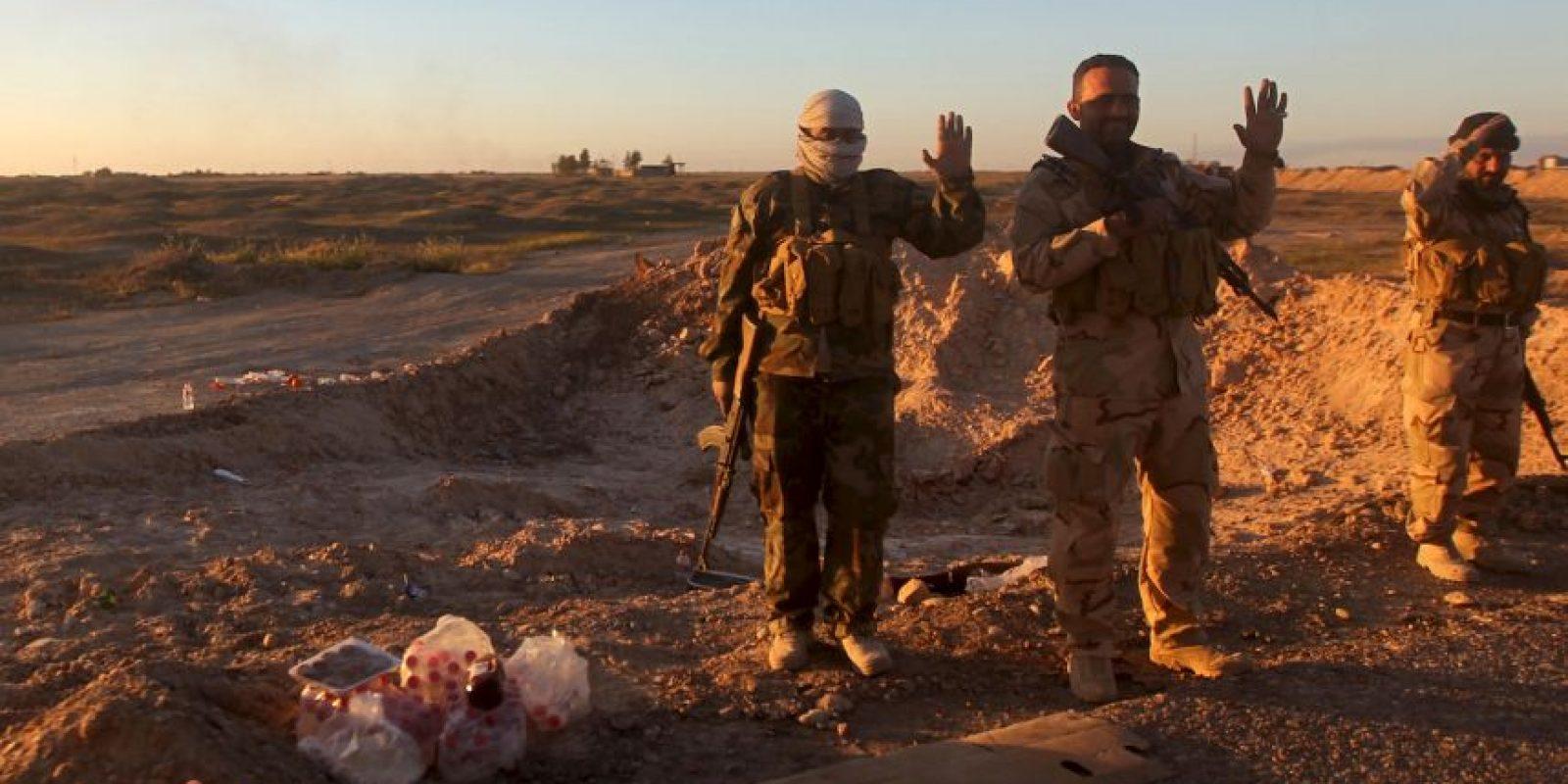 3. El pasado mes dos hombres fueron arrestados en Nueva York por querer unirse al Estado Islámico. Foto:AFP