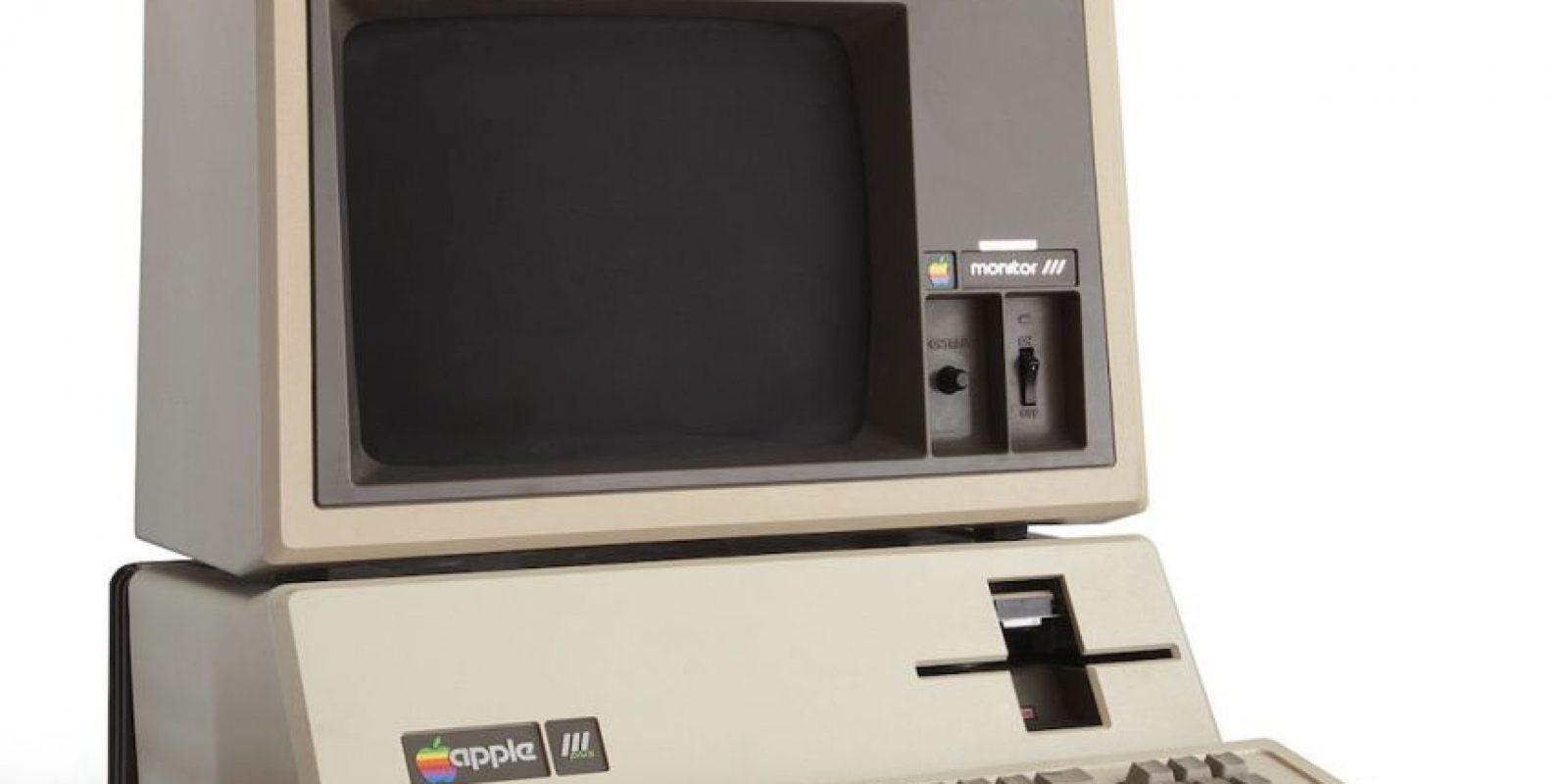 Apple III fue el orientador de negocios personal que esta empresa creó en 1980. Su torpeza y mal diseño fue lo que lo llevó al olvido. Foto:Vía commons.wikimedia.org