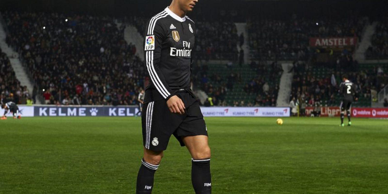 Es una de sus peores marcas previas a un derby español Foto:Getty Images
