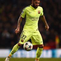 El brasileño Dani Alves repite como titular Foto:Getty Images