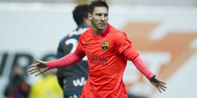 El argentino de Barcelona tiene 19 millones de anotaciones Foto:Getty Images