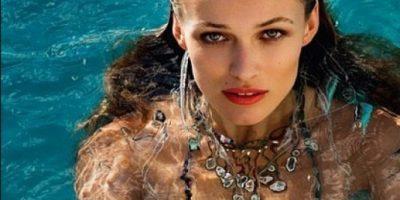 Edita Vilkeviciute muestra su perfecta figura en bikini