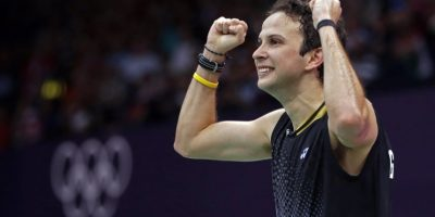 Cordón se alista para tratar de revalidar su condición como medallista de oro en los Juegos Panamericanos. Foto:Publinews