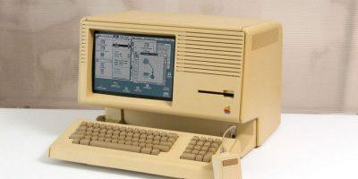 Apple Lisa apareció en 1983, pero la mala fama de su antecesor fue una carga muy pesada para este dispositivo que, a grandes rasgos, mejoró mucho el sistema de Apple III. Foto:Vía commons.wikimedia.org