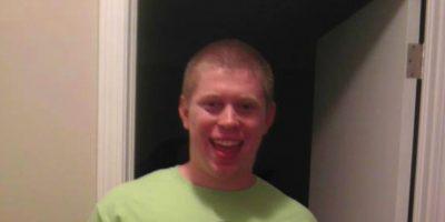 Este es Kyle (sí, su nombre real no es Brian) y está orgulloso de su meme. En la mayoría de sus perfiles reales tiene muchos memes suyos, lo que indica que su buen humor es natural. Foto:Facebook Bad Luck's Brian