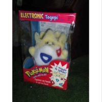 """El peluche del adorable """"Togepi, a quien siempre llevaban en brazos Foto:Ebay"""