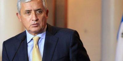 Otto Pérez pide responderle a la prensa con declaraciones y no con ataques