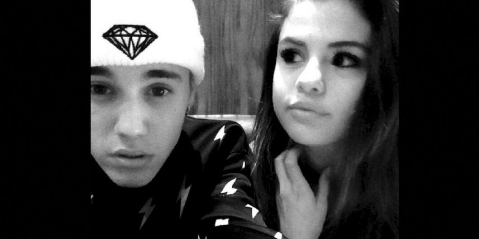 En 2011, la cuenta de Twitter de Selena Gomez se llenó de amenazas de muerte de parte de diversas fans de Justin Bieber. Foto:Instagram