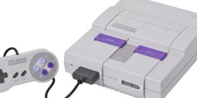 Super Nintendo. Lanzada el 23 de agosto de 1991. 49 millones de unidades vendidas. Foto:Nintendo