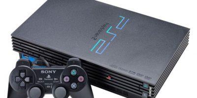 PlayStation 2. Lanzada el 4 de marzo del 2000. Foto:Sony