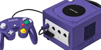 Nintendo Gamecube. Lanzada el 14 de septiembre del 2001. Foto:Nintendo