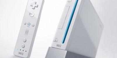 Nintendo Wii. Lanzada el 19 de noviembre de 2006. Foto:Nintendo