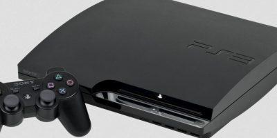 PlayStation 3. Lanzada el 17 de noviembre de 2006. Foto:Sony