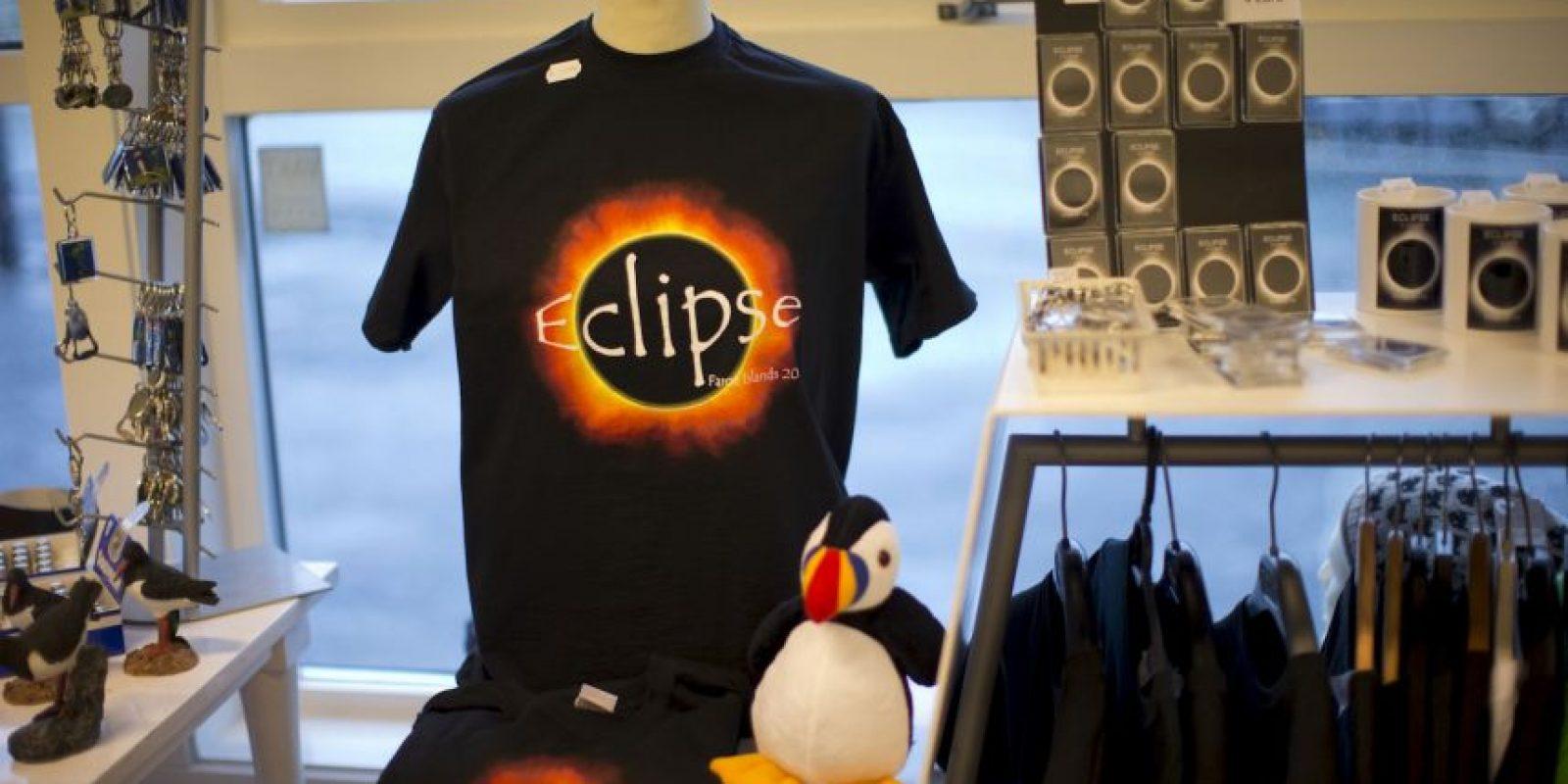 Ya se venden camisetas Foto:AP