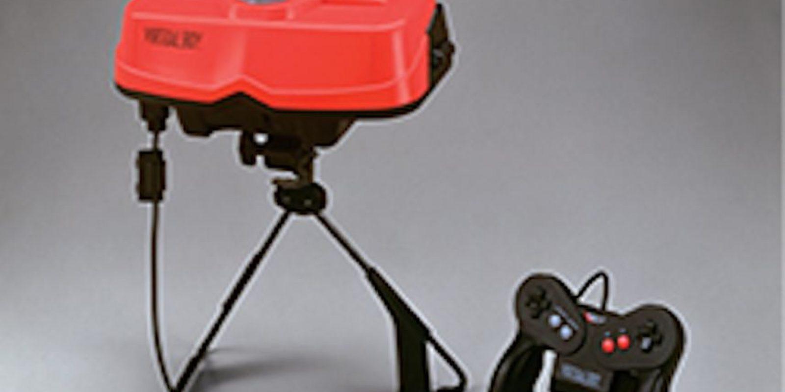 ¿Recuerdas el Virtual Boy? un dispositivo muy famoso de Nintendo que nos acercaba un poco con la realidad virtual. Foto:Getty