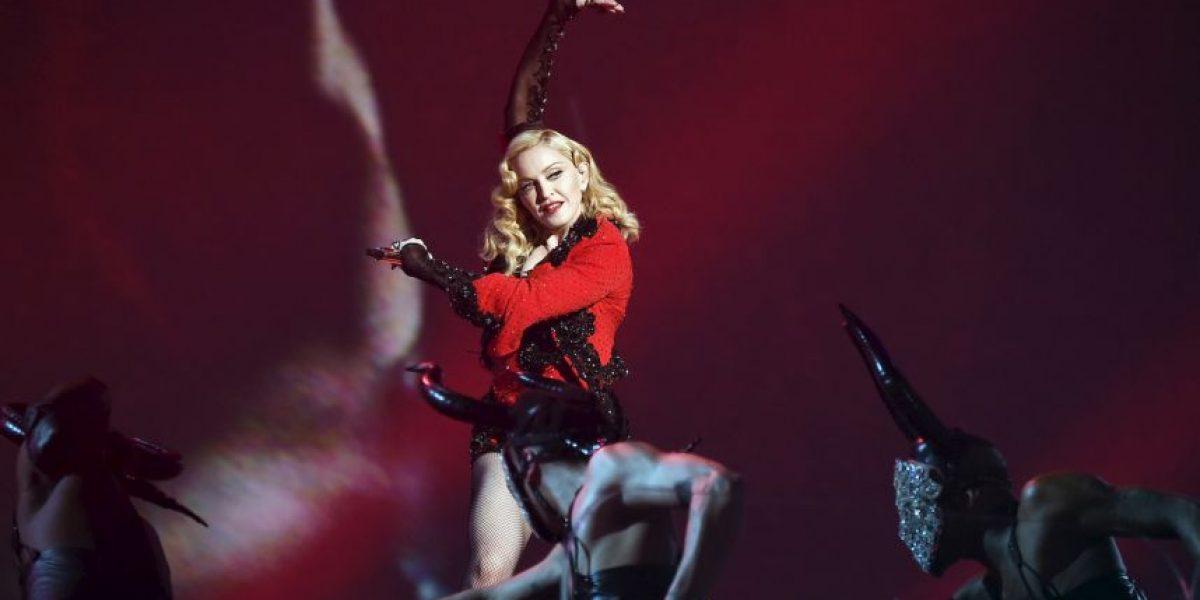 FOTO: Madonna, última celebridad en manifestarse contra comentarios de Dolce&Gabbana