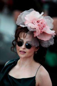 Helena Bonham Carter lo hace porque quiere. Foto:Getty Images