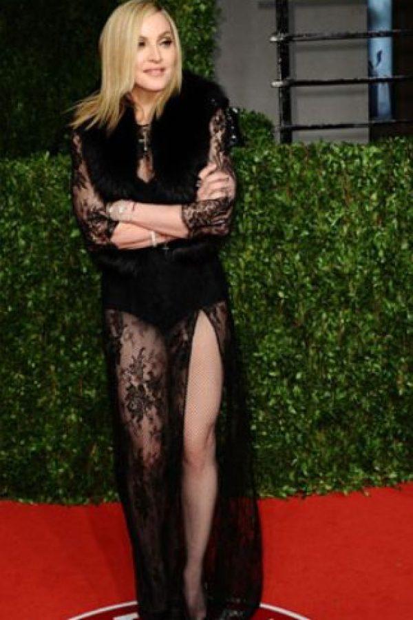 Madonna es otra veterana de esta lista. Foto:Getty Images